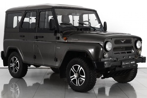 Авто УАЗ Hunter, 2015 года выпуска, цена 459 000 руб., Ростовская область