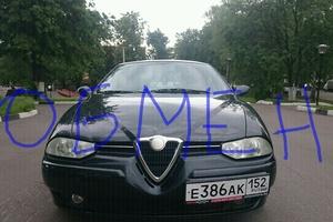 Автомобиль Alfa Romeo 156, хорошее состояние, 1999 года выпуска, цена 200 000 руб., Кстово