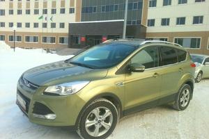 Подержанный автомобиль Ford Kuga, отличное состояние, 2013 года выпуска, цена 1 050 000 руб., Когалым