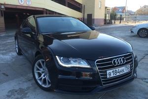 Автомобиль Audi A7, отличное состояние, 2012 года выпуска, цена 1 450 000 руб., Домодедово
