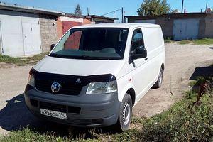 Подержанный автомобиль Volkswagen Transporter, отличное состояние, 2007 года выпуска, цена 750 000 руб., Московская область