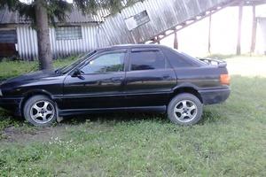 Автомобиль Audi 80, хорошее состояние, 1989 года выпуска, цена 80 000 руб., Брянск