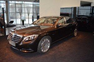 Новый автомобиль Mercedes-Benz S-Класс, 2016 года выпуска, цена 12 359 500 руб., Набережные Челны