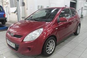 Авто Hyundai i20, 2009 года выпуска, цена 249 000 руб., Санкт-Петербург