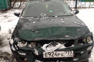 Автомобиль Rover 25, битый состояние, 2001 года выпуска, цена 110 000 руб., Москва и область