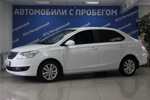 Авто Chery Bonus, 2014 года выпуска, цена 415 000 руб., Москва