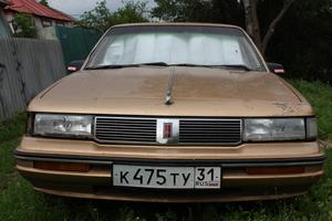 Автомобиль Oldsmobile Cutlass, хорошее состояние, 1987 года выпуска, цена 50 000 руб., Белгород