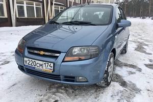 Подержанный автомобиль Chevrolet Aveo, отличное состояние, 2007 года выпуска, цена 245 000 руб., Челябинск