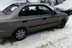 Подержанный автомобиль Hyundai Accent, хорошее состояние, 2007 года выпуска, цена 220 000 руб., Кашира