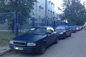 Автомобиль Audi 80, хорошее состояние, 1993 года выпуска, цена 140 000 руб., Тверь