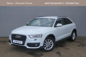 Подержанный автомобиль Audi Q3, отличное состояние, 2013 года выпуска, цена 1 089 000 руб., Москва
