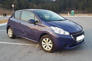 Автомобиль Peugeot 208, отличное состояние, 2014 года выпуска, цена 590 000 руб., Краснодар