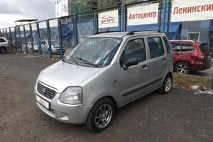 Авто Suzuki Wagon R, 2000 года выпуска, цена 149 700 руб., Санкт-Петербург