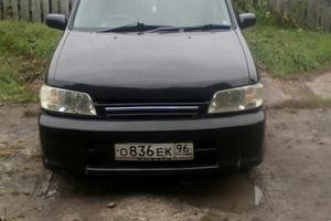 Автомобиль Nissan Cube, хорошее состояние, 1998 года выпуска, цена 115 000 руб., Тюменская область