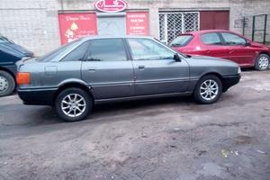 Автомобиль Audi 80, отличное состояние, 1991 года выпуска, цена 70 000 руб., Санкт-Петербург