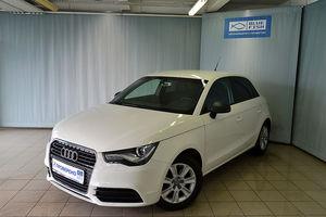 Подержанный автомобиль Audi A1, отличное состояние, 2013 года выпуска, цена 749 000 руб., Санкт-Петербург