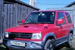 Автомобиль Mitsubishi Pajero Mini, хорошее состояние, 2006 года выпуска, цена 350 000 руб., Хабаровск