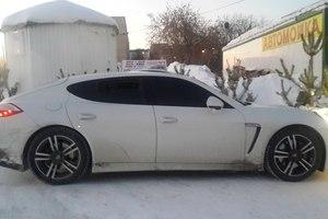 Автомобиль Porsche Panamera, отличное состояние, 2010 года выпуска, цена 3 000 070 руб., Сургут
