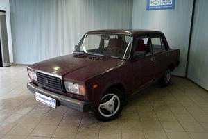Авто ВАЗ (Lada) 2107, 2002 года выпуска, цена 48 000 руб., Санкт-Петербург