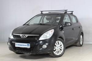 Авто Hyundai i20, 2010 года выпуска, цена 299 000 руб., Санкт-Петербург