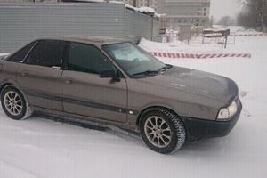 Подержанный автомобиль Audi 80, хорошее состояние, 1988 года выпуска, цена 130 000 руб., Москва