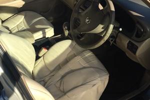 Автомобиль Nissan Bluebird Sylphy, битый состояние, 2003 года выпуска, цена 105 000 руб., Кемерово