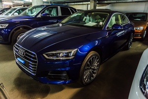Авто Audi A5, 2017 года выпуска, цена 3 305 304 руб., Москва