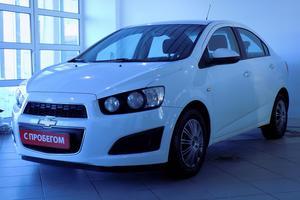 Авто Chevrolet Aveo, 2013 года выпуска, цена 345 000 руб., Москва