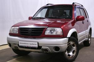 Авто Suzuki Grand Vitara, 2003 года выпуска, цена 299 000 руб., Санкт-Петербург