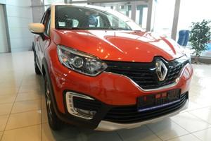 Авто Renault Captur, 2017 года выпуска, цена 1 214 900 руб., Екатеринбург