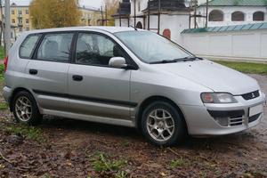 Автомобиль Mitsubishi Space Star, хорошее состояние, 2003 года выпуска, цена 260 000 руб., Углич