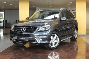 Подержанный автомобиль Mercedes-Benz M-Класс, отличное состояние, 2013 года выпуска, цена 2 444 000 руб., Казань
