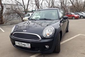 Автомобиль Mini One, хорошее состояние, 2009 года выпуска, цена 460 000 руб., Москва