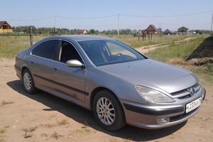 Автомобиль Peugeot 607, хорошее состояние, 2000 года выпуска, цена 250 000 руб., Абакан
