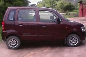 Автомобиль Suzuki Wagon R, отличное состояние, 2007 года выпуска, цена 355 000 руб., Владивосток