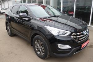 Авто Hyundai Santa Fe, 2012 года выпуска, цена 1 227 000 руб., Краснодар