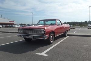 Подержанный автомобиль Chevrolet El Camino, отличное состояние, 1964 года выпуска, цена 2 250 000 руб., Санкт-Петербург