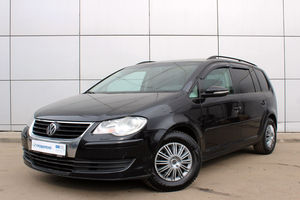 Авто Volkswagen Touran, 2009 года выпуска, цена 489 000 руб., Москва