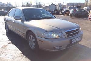 Авто Kia Magentis, 2004 года выпуска, цена 149 000 руб., Санкт-Петербург