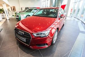 Авто Audi A3, 2017 года выпуска, цена 1 606 002 руб., Москва