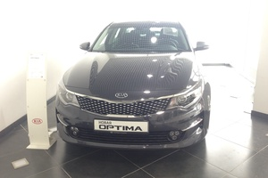 Авто Kia Optima, 2017 года выпуска, цена 1 479 900 руб., Москва