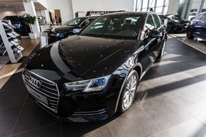 Авто Audi A4, 2017 года выпуска, цена 2 354 885 руб., Москва