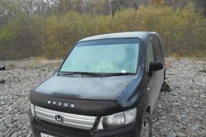 Автомобиль Honda Mobilio Spike, отличное состояние, 2007 года выпуска, цена 400 000 руб., Уссурийск