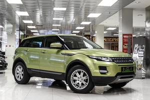 Авто Land Rover Range Rover Evoque, 2011 года выпуска, цена 1 249 000 руб., Москва