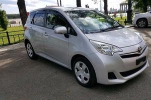 Автомобиль Toyota Ractis, отличное состояние, 2013 года выпуска, цена 535 000 руб., Амурская область