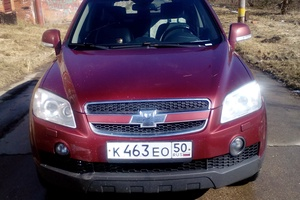 Подержанный автомобиль Chevrolet Captiva, хорошее состояние, 2008 года выпуска, цена 550 000 руб., Королев