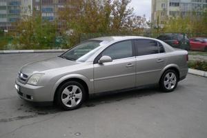 Подержанный автомобиль Opel Vectra, хорошее состояние, 2003 года выпуска, цена 450 000 руб., Челябинск