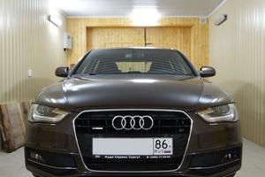Автомобиль Audi A4, отличное состояние, 2013 года выпуска, цена 1 650 000 руб., Сургут
