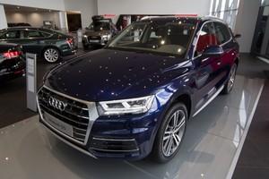 Авто Audi Q5, 2017 года выпуска, цена 4 055 280 руб., Москва