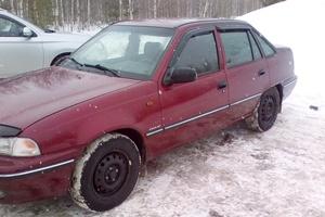 Подержанный автомобиль Daewoo Nexia, хорошее состояние, 2007 года выпуска, цена 140 000 руб., Лангепас